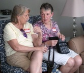 Anna & Joanna - women's talk