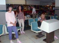 Lorna, Kathy and Carol