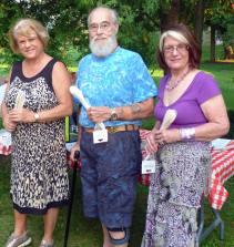 Winners of the wooden spoon